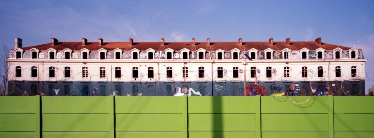 Caserne Niel, Bordeaux